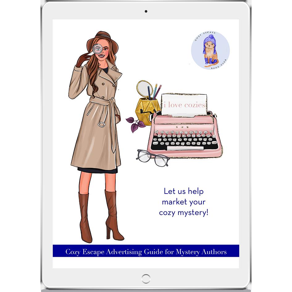 09 iPad Cozy Escape Advertising Guide
