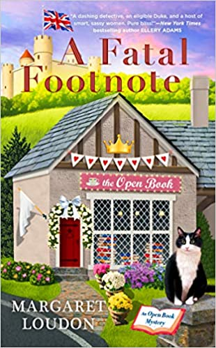 A Fatal Footnote by Margaret Loudon 1