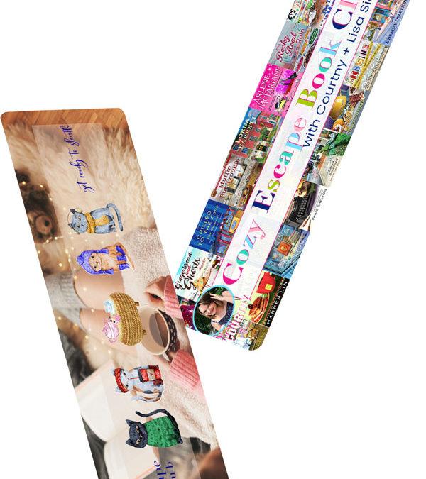 September Cozy BFF Printable Bookmarks