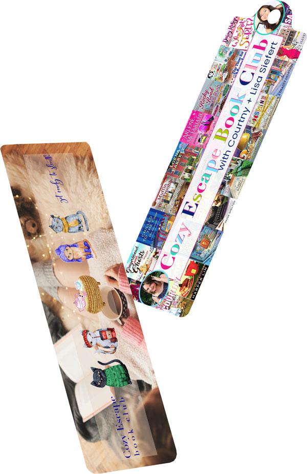 cozy Escape Bookmarks
