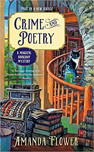 08c Crime and Poetry by Amanda Flower - Cozy Escape Awards 2021