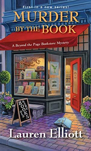 08e Murder by the Book by Lauren Elliot - Cozy Escape Awards 2021