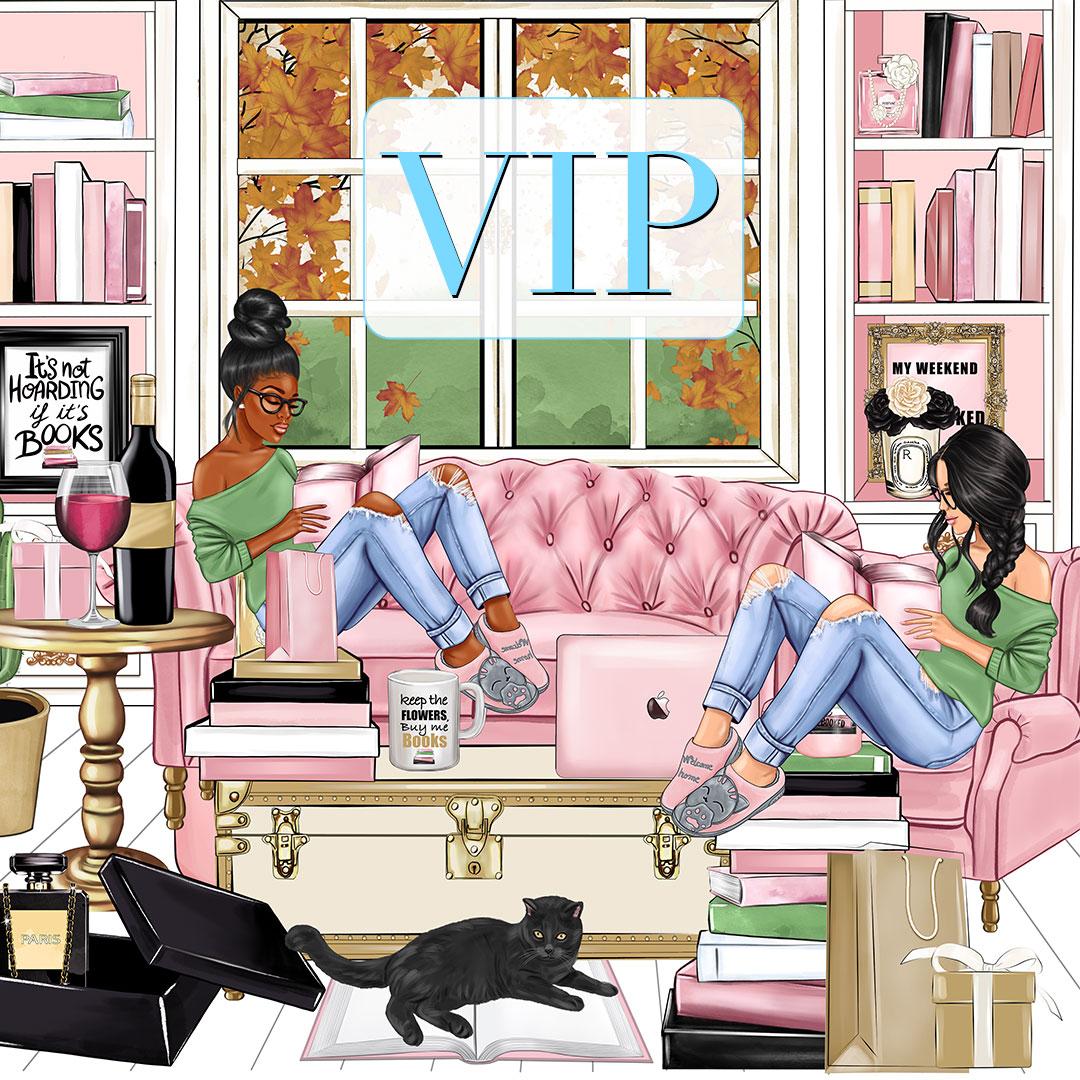 Cozy Escape VIP Tier on Patreon