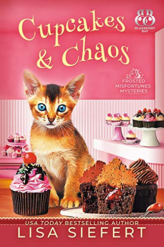 14c Cupcakes & Chaos by Lisa Siefert - Cozy Escape Awards 2021