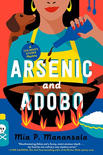 14d Arsenic and Adobo by Mia P.Manansala - Cozy Escape Awards 2021
