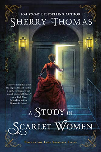Book Review | A Study In Scarlet Women (The Lady Sherlock Series Book 1)