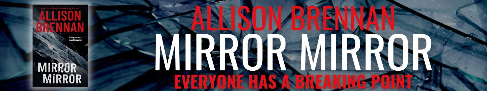 Allison Brennan 1