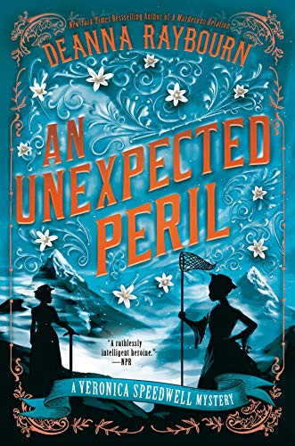 Book Review | An Unexpected Peril by Deanna Raybourn – A Veronica Speedwell Mystery Book 6