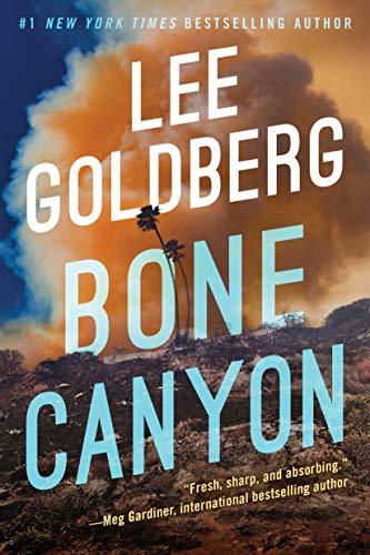 Bone Canyon Eve Ronin Book 2 by Lee Goldberg - Lisa Siefert Book Reviews