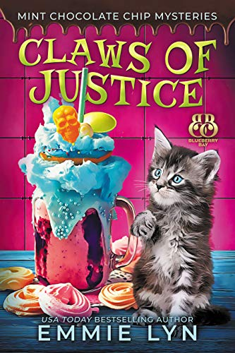 Claws of Justice by Emmie Lyn - Cozy Escape Book Club Livestream
