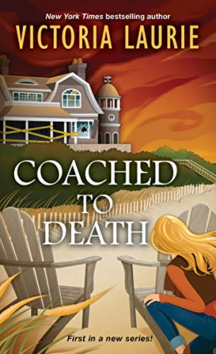 Book Review | Coached To Death by Victoria Laurie – A Cat & Gilley Life Coach Mystery Book 1