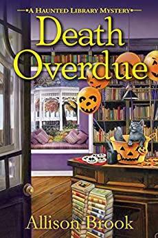 Death Overdue by Allison Brook - Lisa Siefert Book Reviews