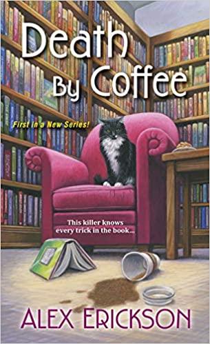 Cozy Escape Book Club Chat | Death by Coffee by Alex Erickson