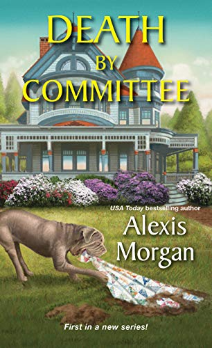 Book Review | Death By Committee by Alexis Morgan – An Abby McCree Mystery Book 1