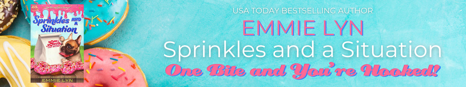 Emmie Lyn Spinkles and a Situation Dog Cozy Mystery