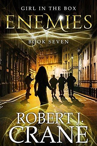 Enemies The Girl in the Box Book 7 by Robert J. Crane - Lisa Siefert Book Reviews
