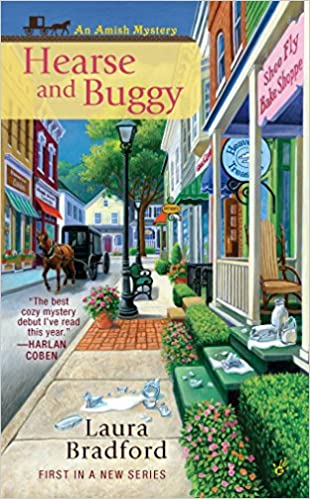 Book Review | Hearse and Buggy by Laura Bradford