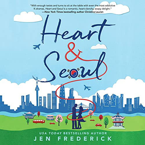 Book Review | Heart and Seoul by Jen Frederick