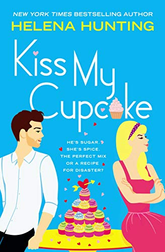 Book Review | Kiss My Cupcake by Helena Hunting