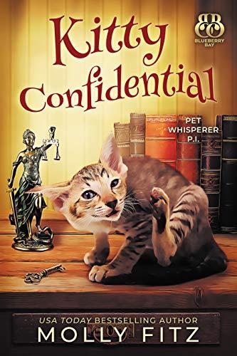 Kitty Confidential by Molly Fitz - Cozy Escape Book Club Livestream