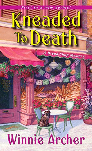 Kneaded to Death by Winnie Archer - Cozy Escape Book Club Livestream