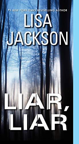 Liar Liar by Lisa Jackson - Lisa Siefert Book Reviews