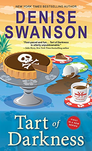Tart of Darkness by Denise Swanson - Cozy Escape Book Club Livestream