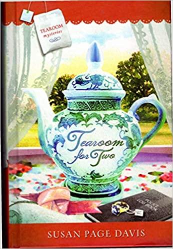 Tearoom for Two by Susan Page Davis - Lisa Siefert Cozweek Book Haul