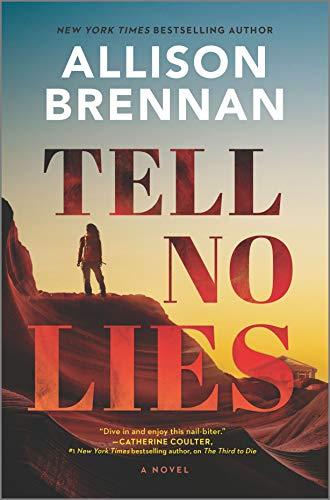 Book Review | Tell No Lies by Allison Brennan – A Quinn & Costa Thriller