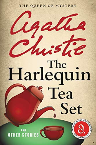 Book Review | The Harlequin Tea Set by Agatha Christie – Harley Quin Mysteries