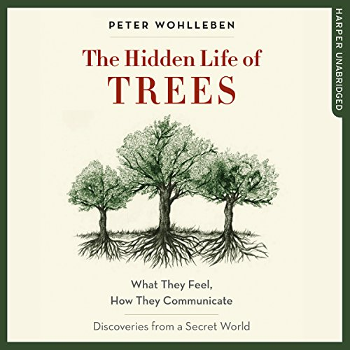 Book Review | The Hidden Life of Tree by Peter Wohlleben – The Mysteries of Nature Book 1