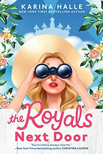 The Royals Next Door by Karina Halle - Lisa Siefert NetGalley TBR Book Haul