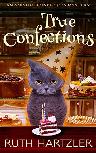 Book Review | True Confections by Ruth Hartzler – An Amish Cupcake Cozy Mystery 1