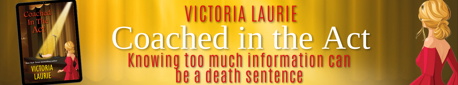 Victoria Laurie 1