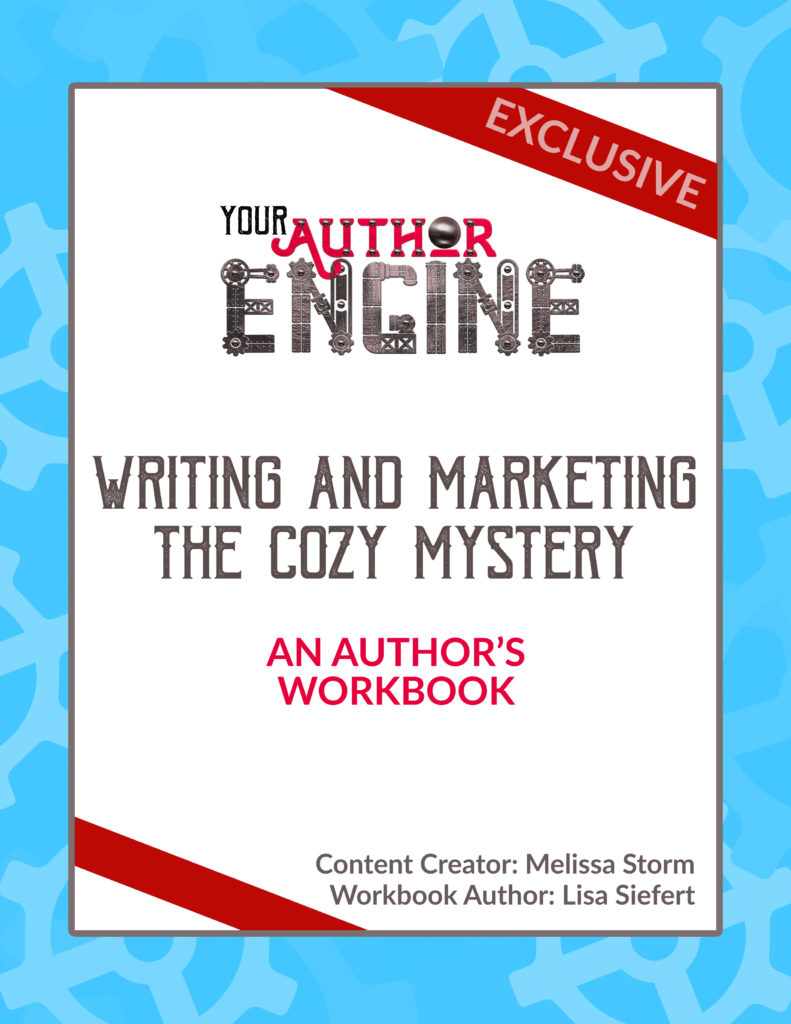 Author Engine - Cozy Mystery Workbook Cover (2)
