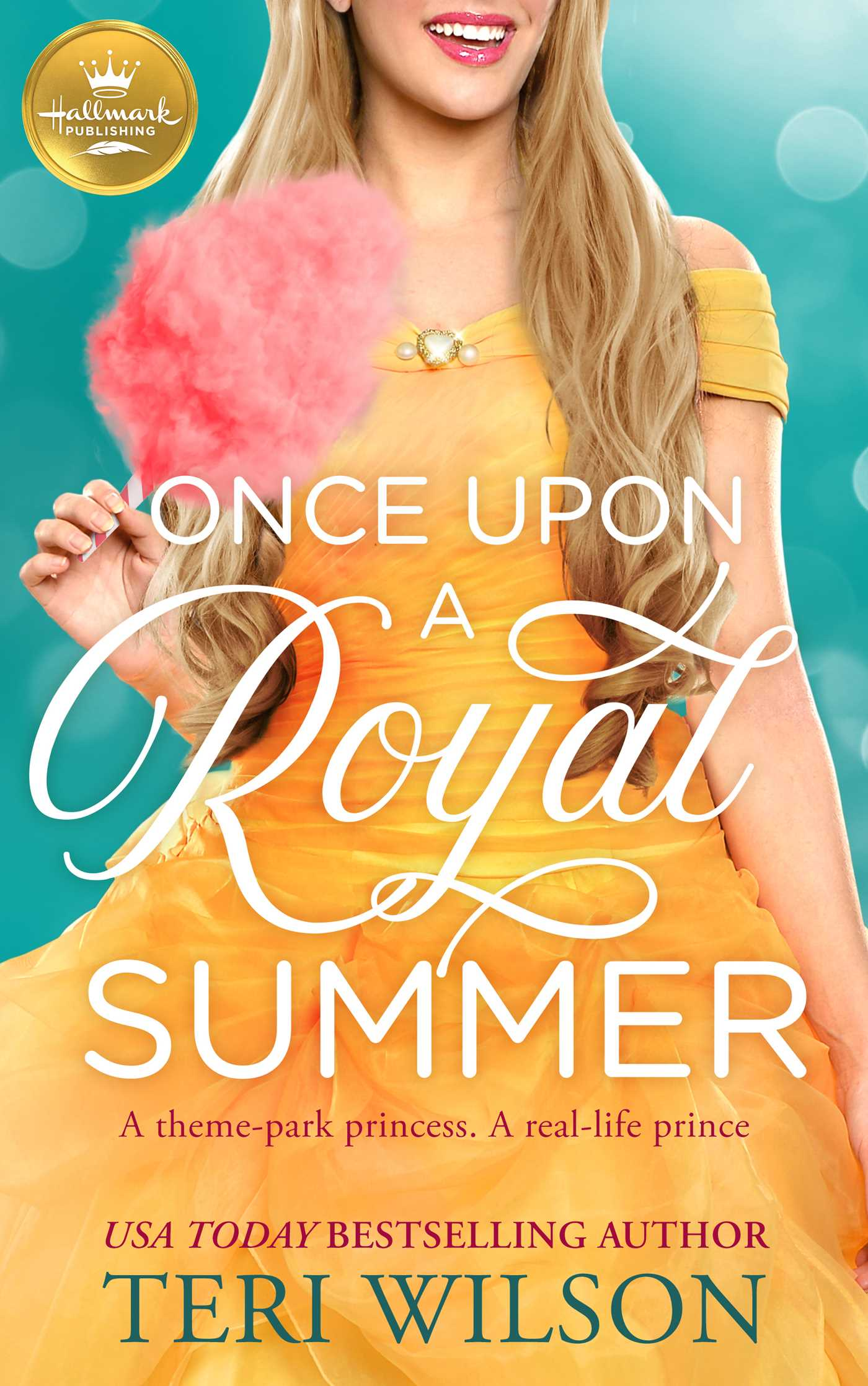 Book Review | Once Upon a Royal Summer by Teri Wilson