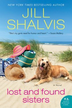 Book Review | Lost and Found Sisters by Jill Shalvis