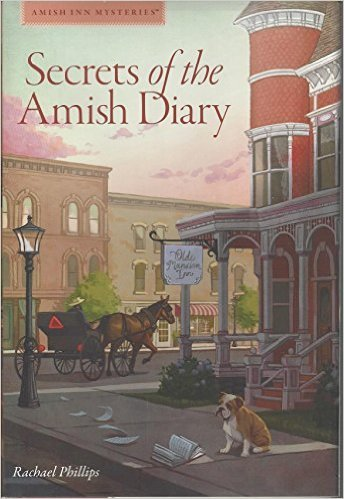 Book Review | Secret of the Amish Diary by Rachael Phillips