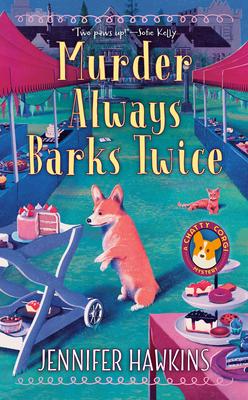 Book Review | Murder Always Barks Twice by Jennifer Hawkins