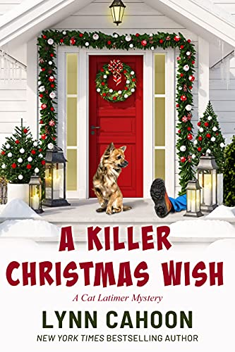 A Killer Christmas Wish by Lynn Cahoon - September 2021 New Release
