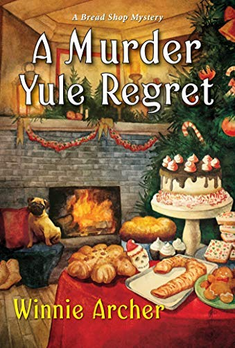 A Murder Yule Regret by Winnie Archer - November 2021 New Release