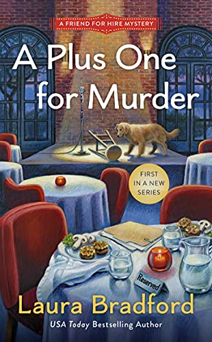 A Plus One for Murder by Laura Bradford - December 2021 New Release