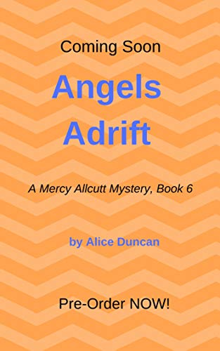 Angels Adrift by Alice Duncan - October 2021 New Release