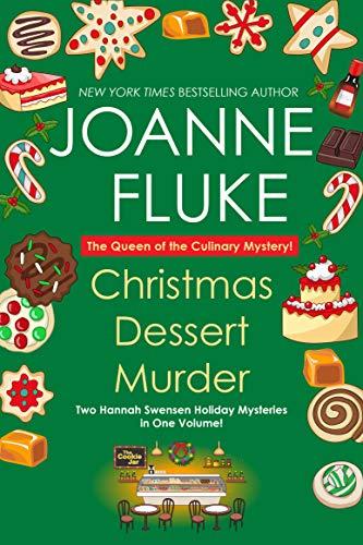 Christmas Dessert Murder by Joanne Fluke - October 2021 New Release