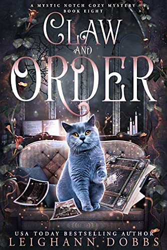 Claw And Order Leighann Dobbs - September 2021 New Release