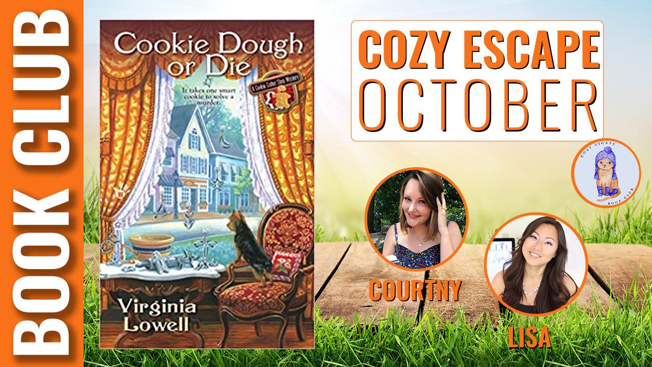 Cozy Escape October 2021 Book Discussion