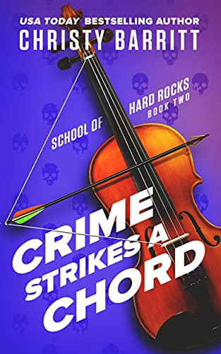 Crime Strikes a Chord by Christy Barritt - December 2021 New Release