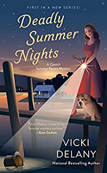 Deadly Summer Nights by Vicki Delany - September 2021 New Release