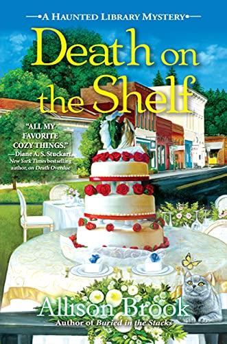 Death on the Shelf by Allison Brook - November 2021 New Release