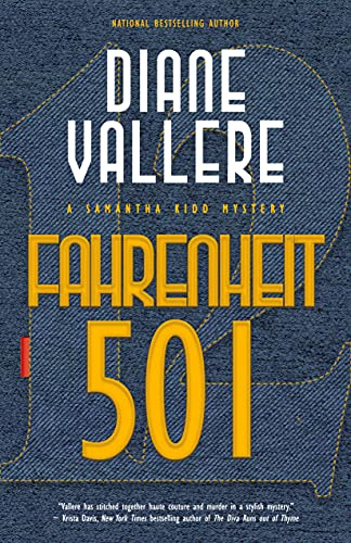 Fahrenheit 501 by Diane Vallere - October 2021 New Release
